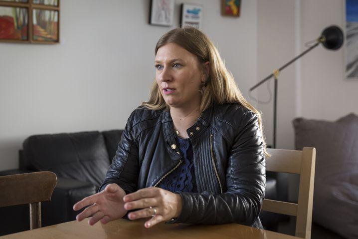 Setzt sich für Eltern in der Politik ein: Dorothea Wiepcke, CSU-Abgeordnete im Münchner Stadtrat