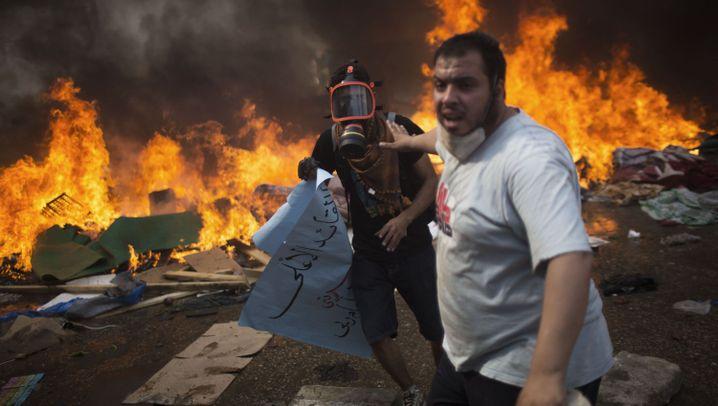 Ausnahmezustand in Ägypten: Sturm auf die Muslimbrüder