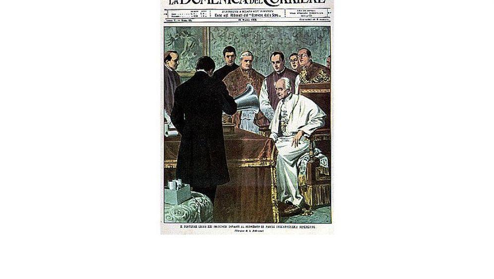 Papst-Wahl 1878: Der Pontifex, der den Pop entdeckte