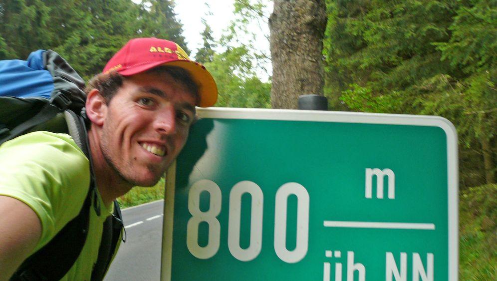 Extremwanderung: 1100 Kilometer durch Deutschland