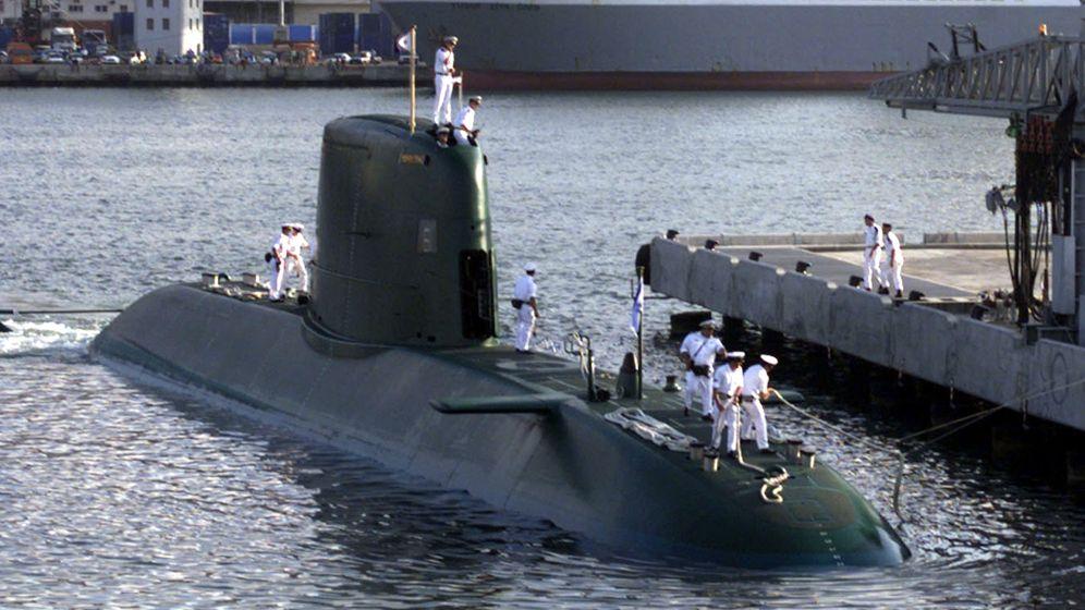 Dolphin-Klasse: Israels U-Boot-Flotte