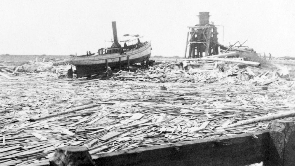 Hurrikan in Galveston: Die vergessene Katastrophe