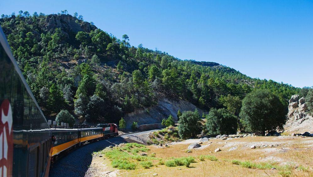 Mexiko im Zug: 650 Kilometer Freiheit