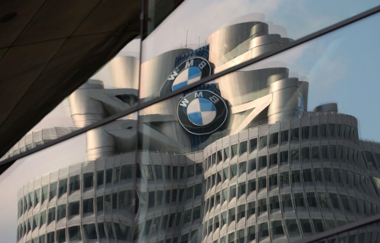 BMW/ Zentrale/ München