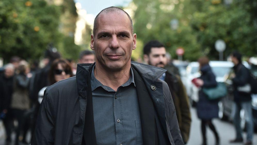 Giannis Varoufakis: Der Krisenmanager von nebenan