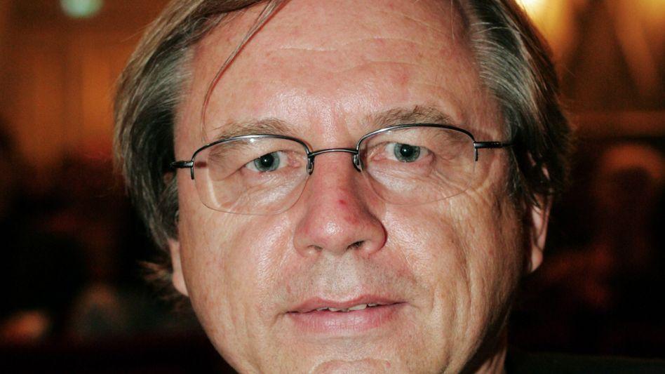 Moderator Wolfgang Herles: Seine Literatursendung im ZDF startet im Spätsommer