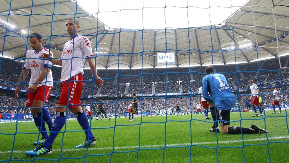 HSV-Trainer Oenning: Immer noch da, trotz Fehlern