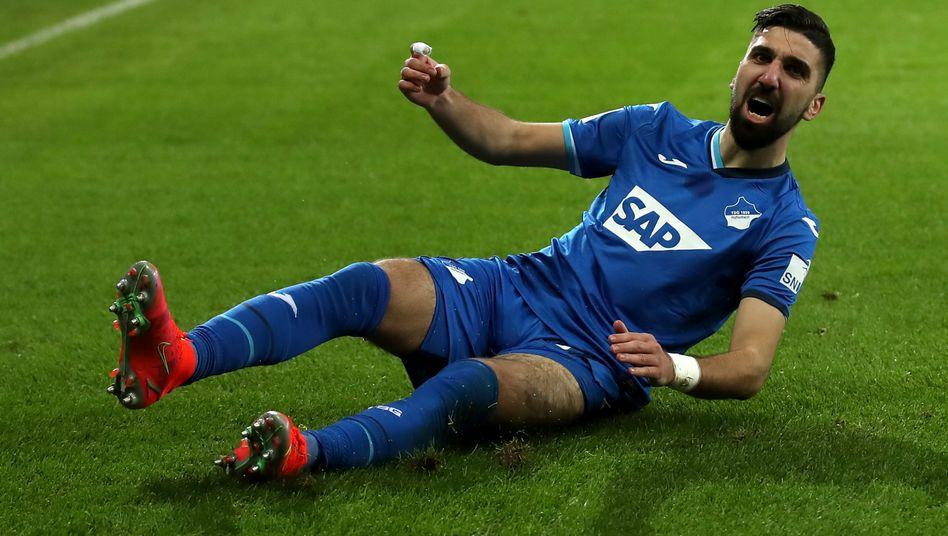 Hoffenheims Munas Dabbur: Torschütze gegen Bremen