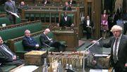 Britisches Unterhaus stimmt Handelsabkommen mit der EU zu