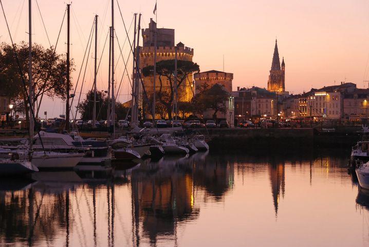 La Rochelle: Meeresluft tanken an der französischen Atlantikküste