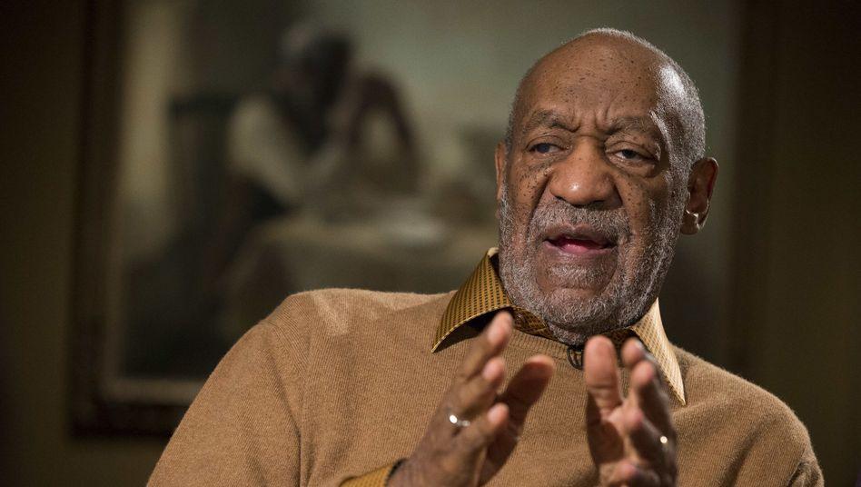 Komiker Bill Cosby: Anschuldigungen wegen Vergewaltigung