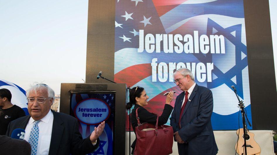 David Friedman: Trump-Anwalt und bald Botschafter in Israel