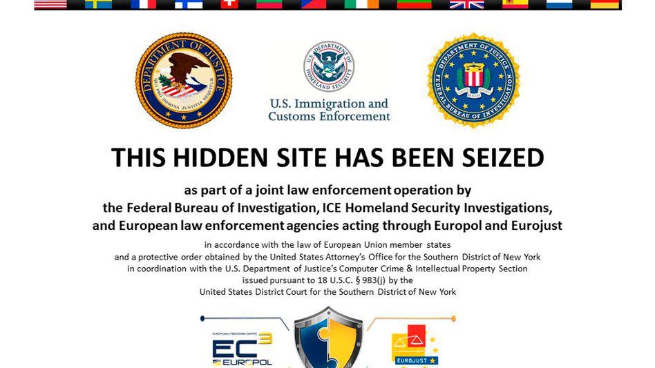 Geschlossene Website eines Silk-Road-Nachfolgers: Mordaufträge online
