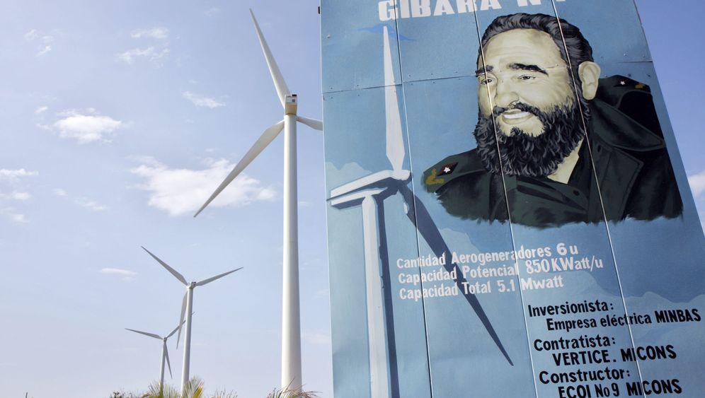 Energiesparen: Kuba feiert eine neue Revolution