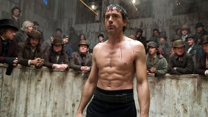 """""""Sherlock Holmes"""": Kopfmensch als Kampfmaschine"""