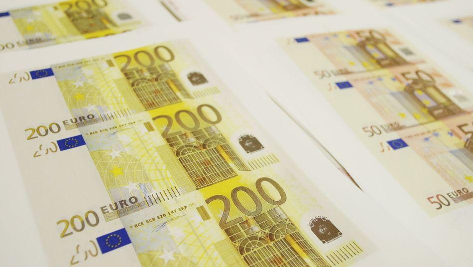 Banknoten: 400 Arbeitsplätze bedroht?