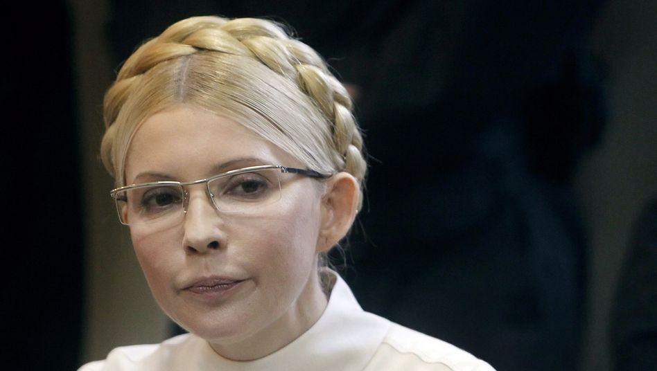 Oppositionspolitikerin Timoschenko: EU will weitere Fortschritte in Sachen selektiver Justiz sehen