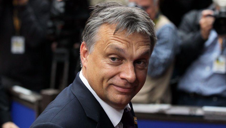 Viktor Orbán: Seinen Gegnern wird das Wählen erschwert
