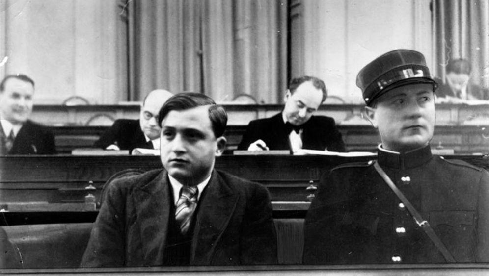 Gustloff-Affäre: Bluttat gegen den Nazi-Terror