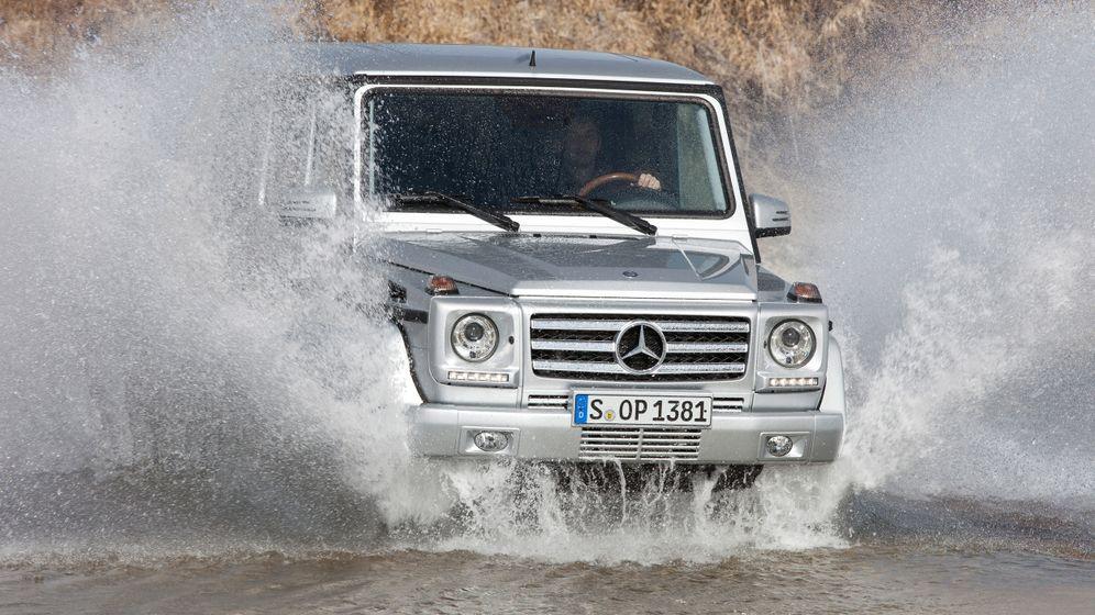 Mercedes G-Klasse: Gib Dir die Kante!