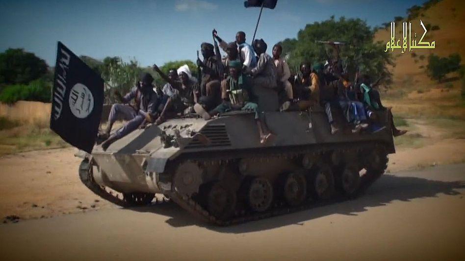 Islamisten von Boko Haram (Archiv): Attentate und Angriffe auf die Zivilbevölkerung