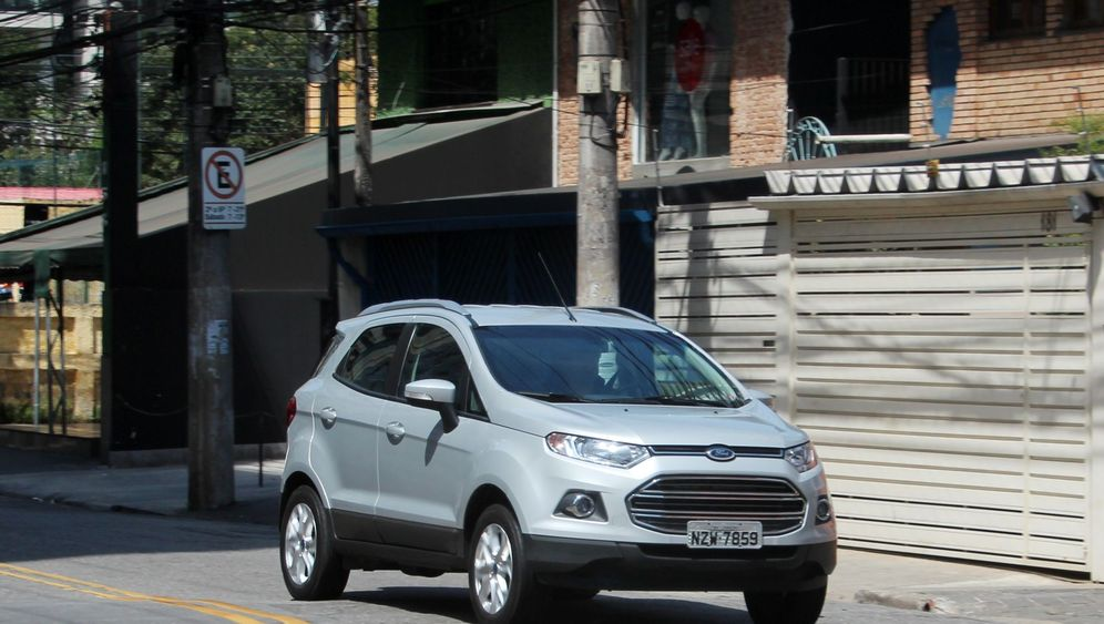 Autogramm Ford Eco-Sport: Neuzugang aus Brasilien