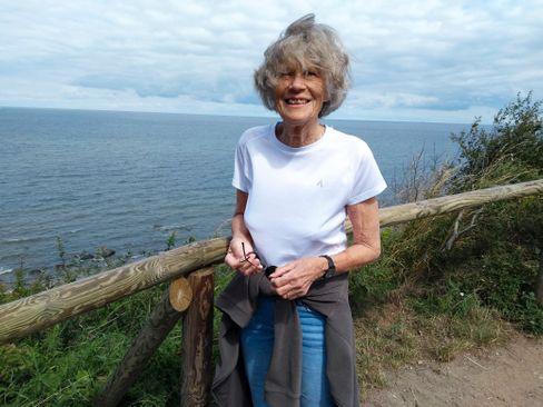 Berthild Tourrenc heute: »Ich kann immer noch gut laufen. Ich habe es gelernt«