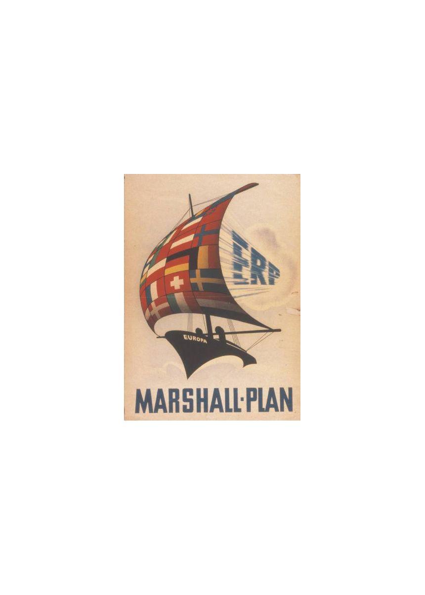 NUR FÜR EINESTAGES - Werbung für den Marshall-Plan