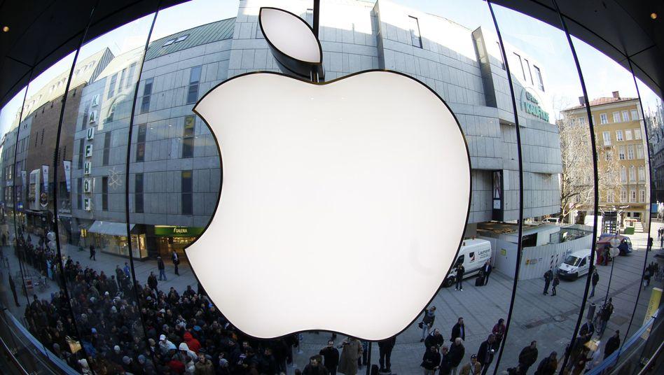 Apple Store in München (März 2012): Für das iPhone 5 dürfte es wieder Schlangen geben