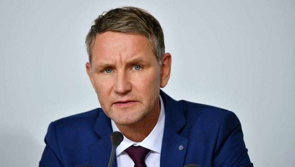 Björn Höcke: Die AfD-Fraktion wählte den Landesvorsitzenden einstimmig zum Fraktionsvorsitzenden in Thüringen