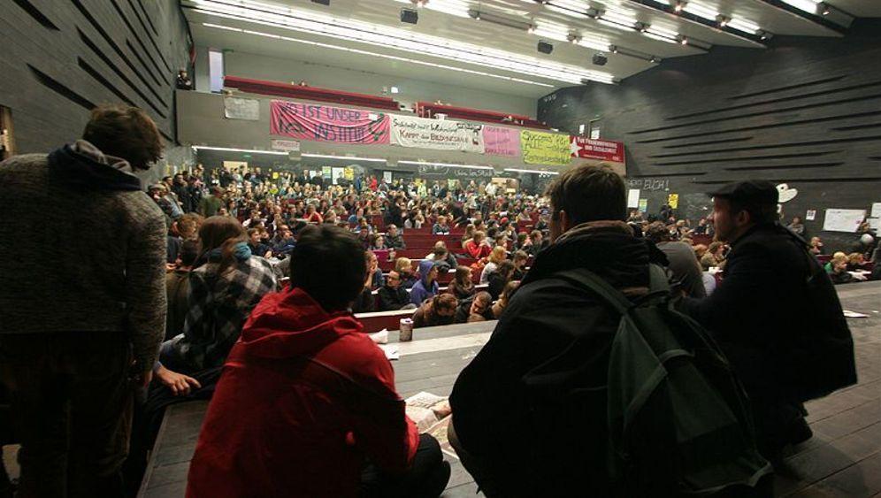 Protest in Wien: Alles, was ich will, ist alles
