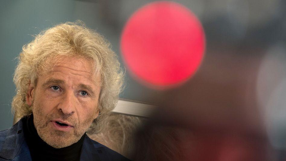 Thomas Gottschalk: Gage in Millionenhöhe?