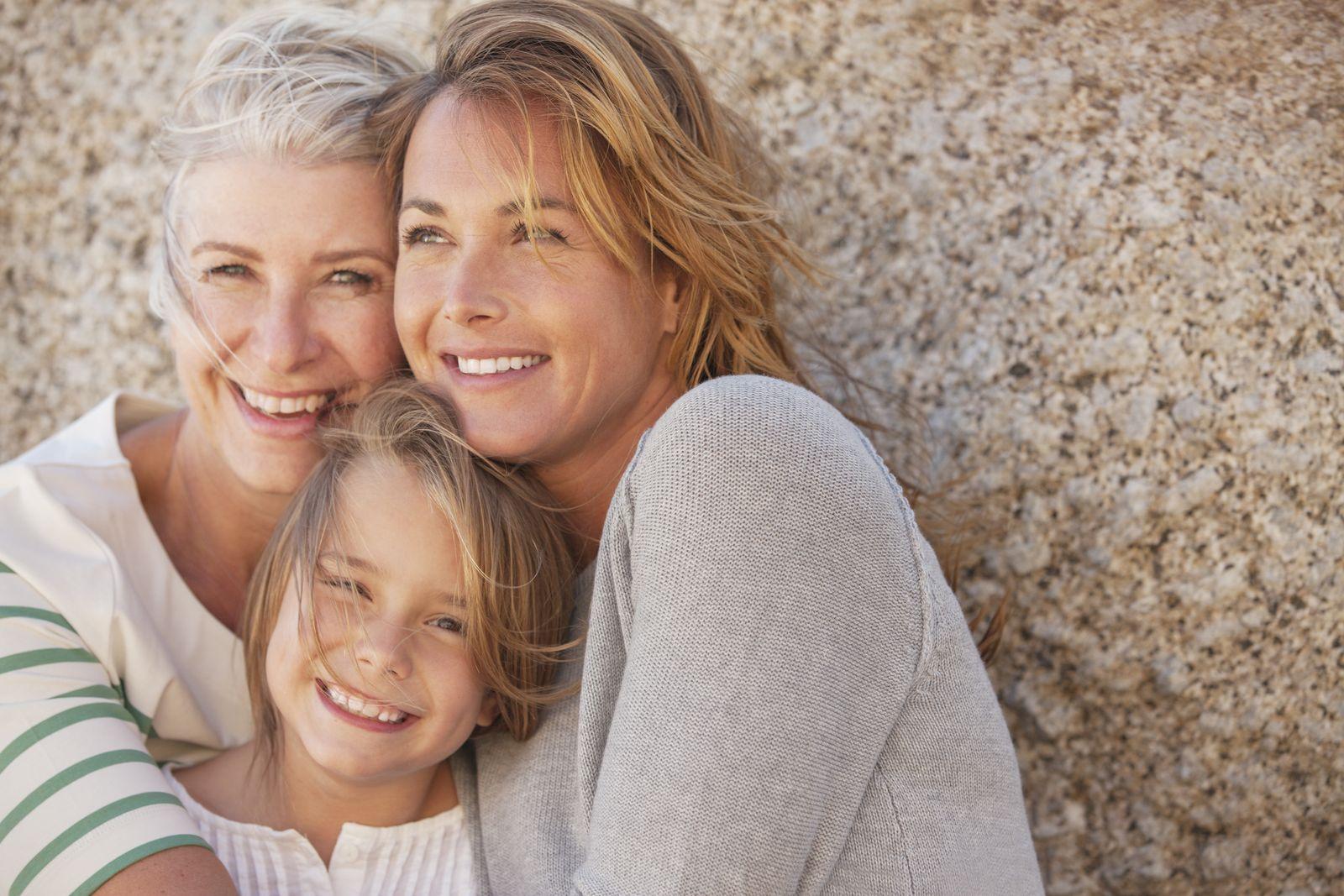 EINMALIGE VERWENDUNG Mütter / Beziehungen