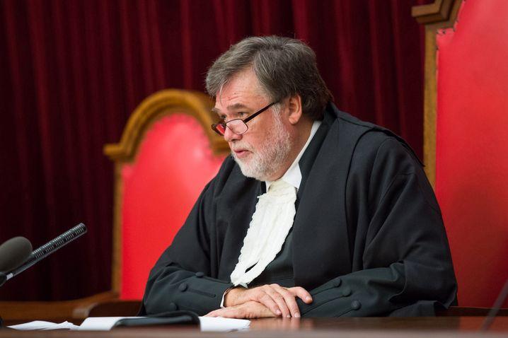 """Richter Eric Leach: """"Grundlegende Fehler"""" im ersten Urteil"""
