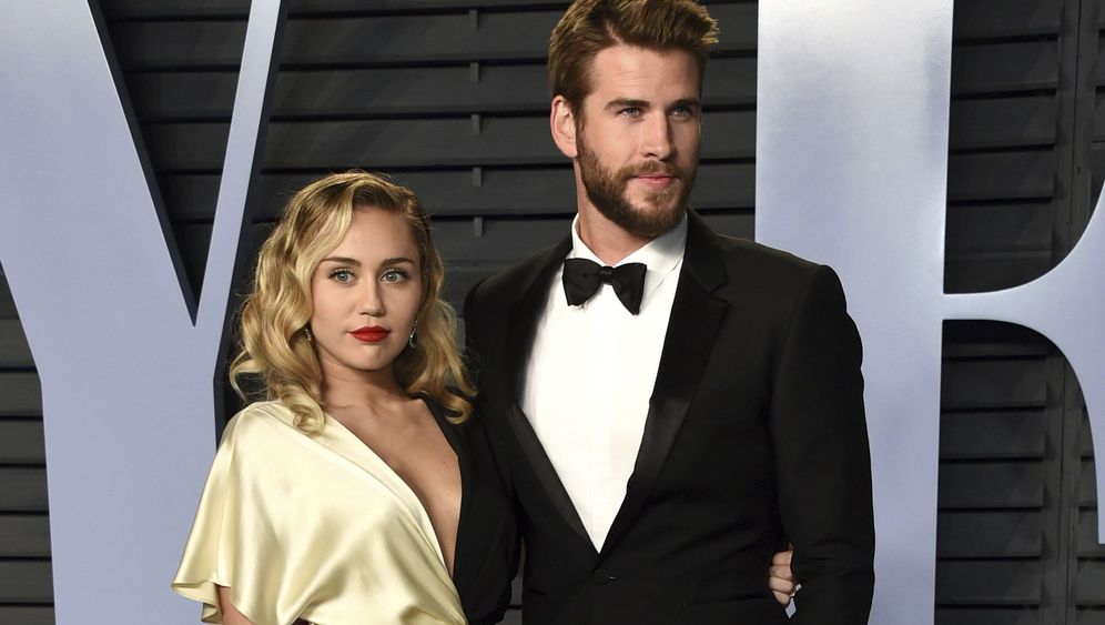 Miley Cyrus und Liam Hemsworth: Spitzname nach Flammenunglück