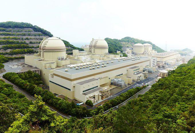 Japanisches Gericht / Atomkraft