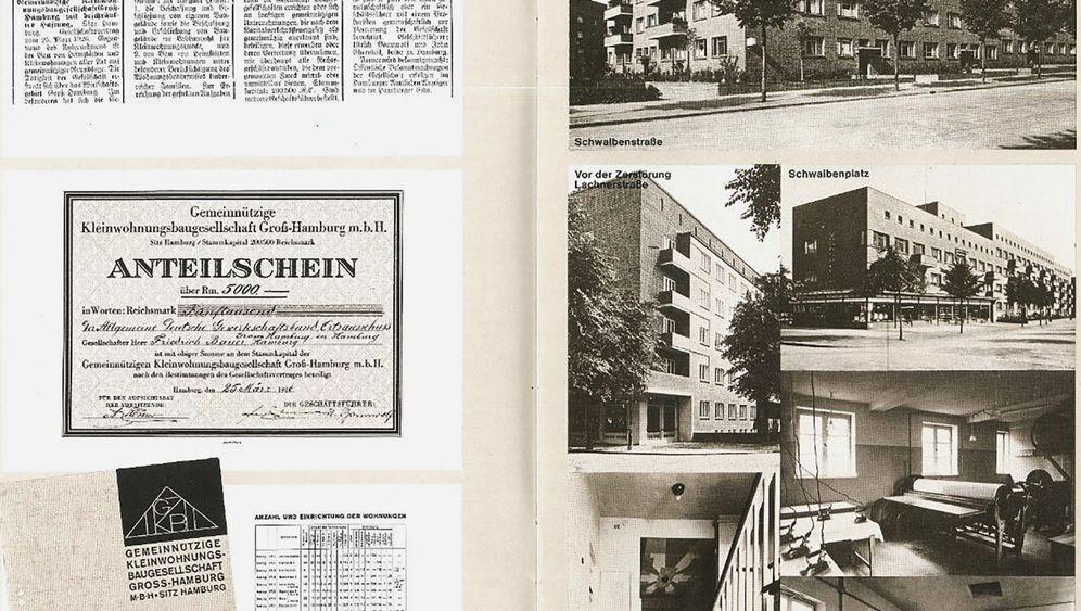Neue Heimat: Meilensteine des Wiederaufbaus, jäher Untergang