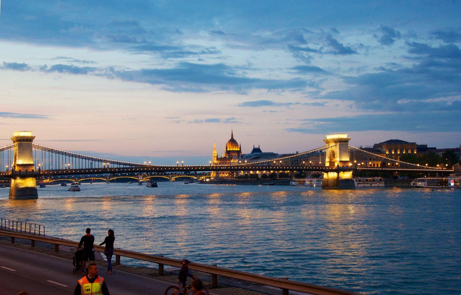 Städte/ Osteuropa/ Budapest