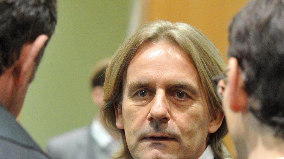 Michael Rook: Der Ex-Deutschland-Chef von Media-Saturn saß wegen Bestechung in Haft.