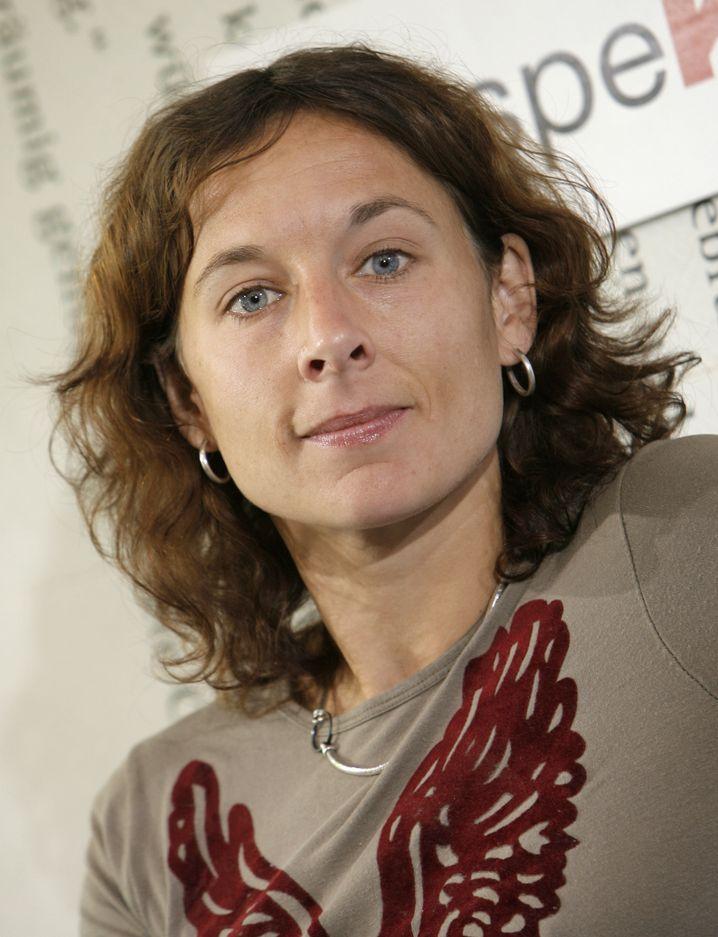 Juli Zeh, Juristin, Schriftstellerin, politische Essayistin