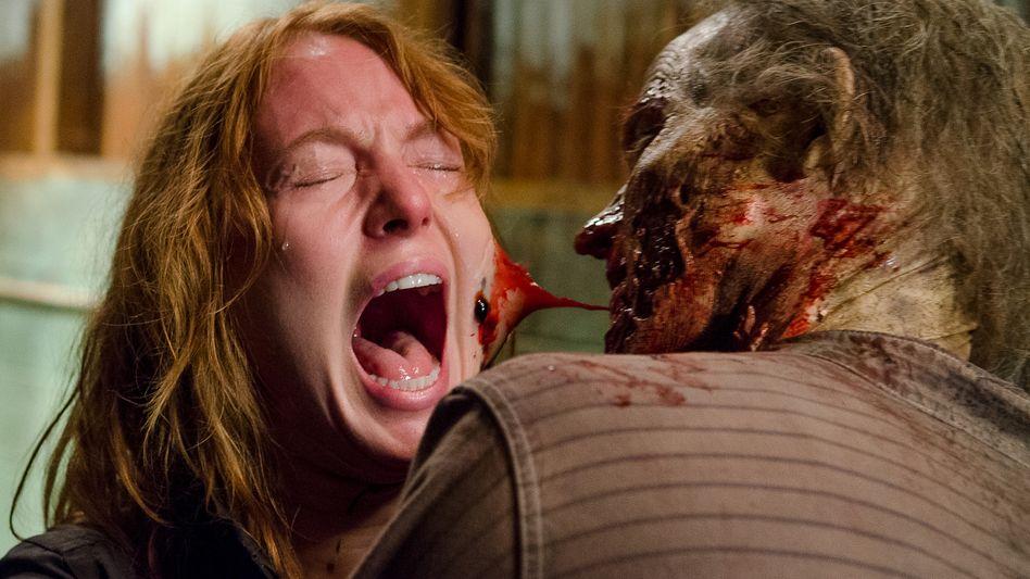 """Szene aus der Serie """"The Walking Dead"""""""