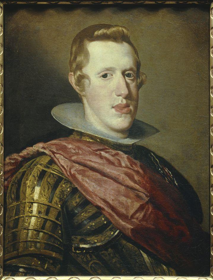 Philip IV.: Bei ihm war die Unterkiefer-Fehlbildung besonders stark ausgeprägt