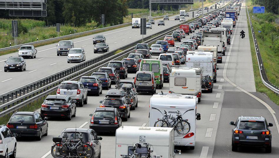 Autobahn A1 (Archiv)
