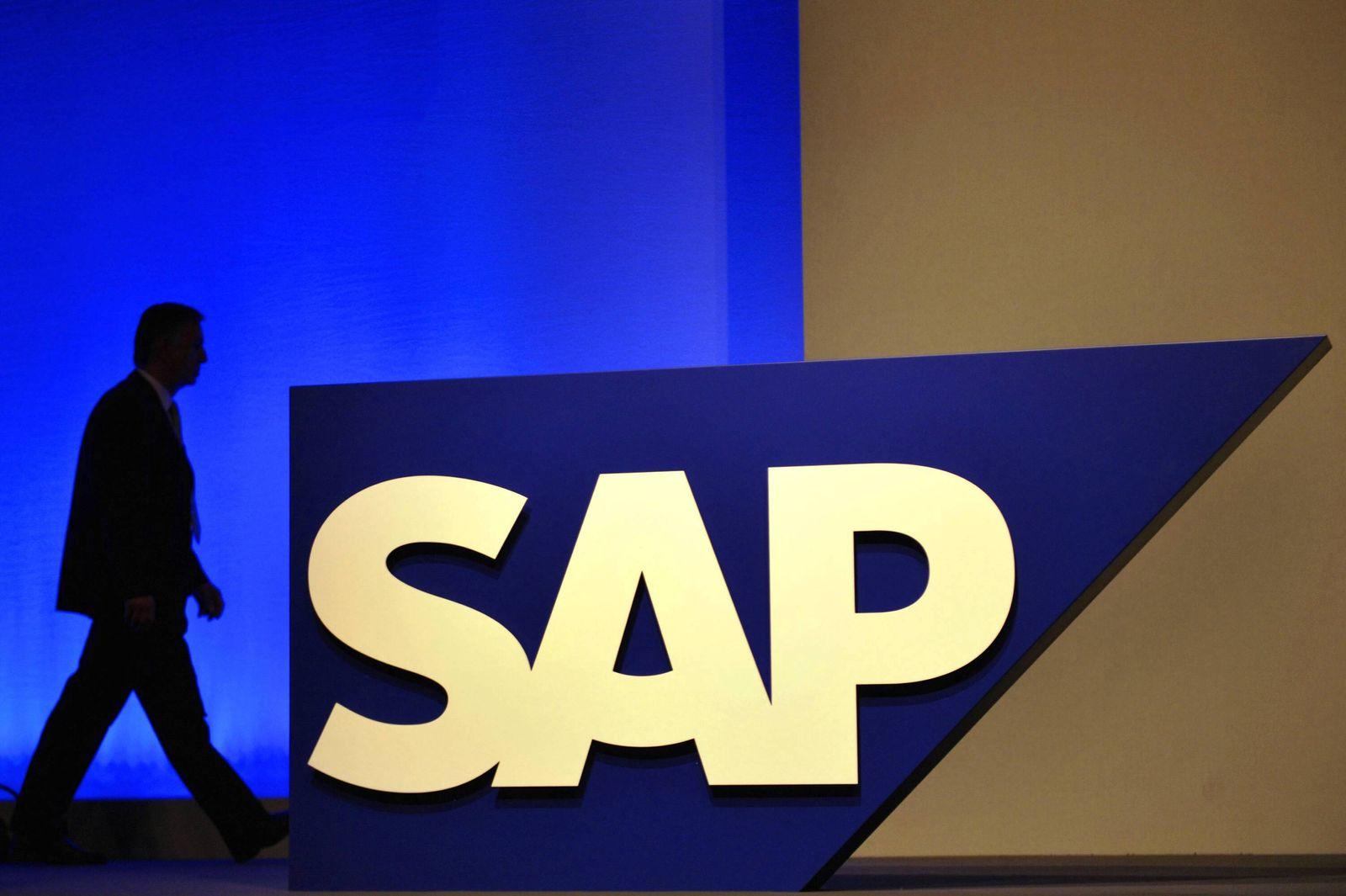 NICHT VERWENDEN SAP veroeffentlicht Ergebnis 3. Quartal