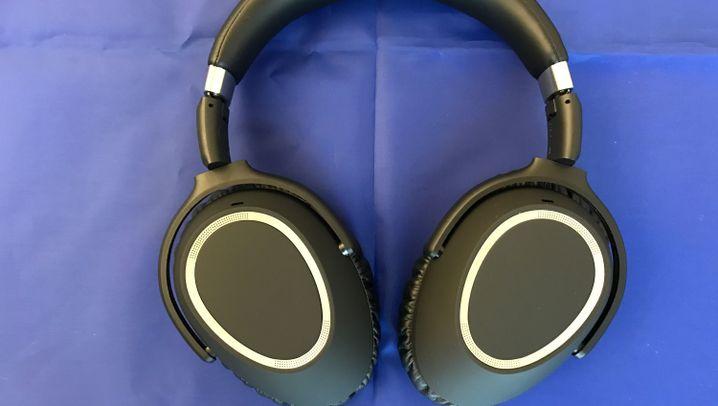Noise-Cancelling-Kopfhörer: Sennheiser PCX 550