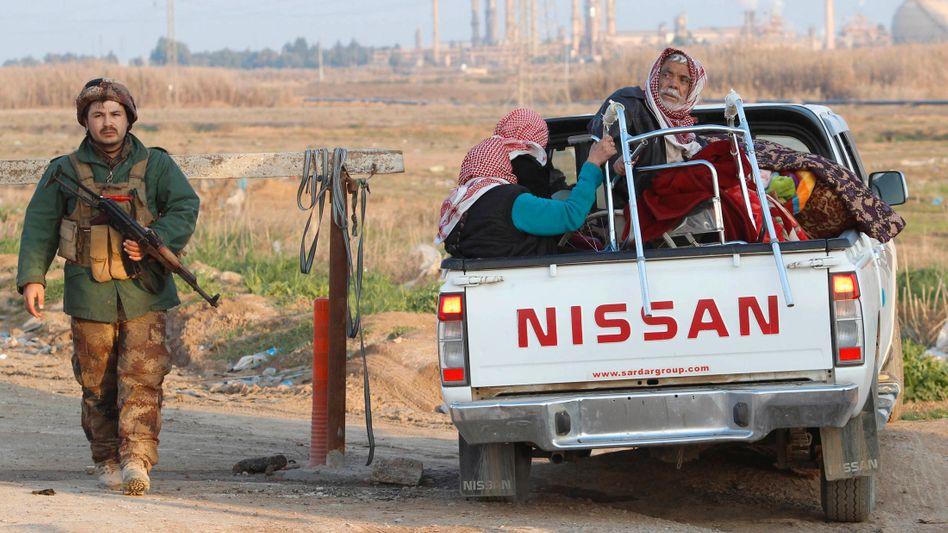 Jesiden im Nordirak: 3000 Kämpfer unterstehen Shesho