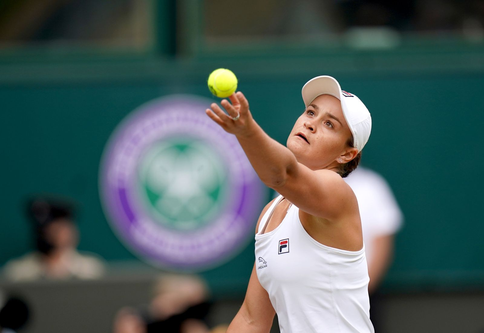 Wimbledon 2021 - Day Twelve - The All England Lawn Tennis and Cro