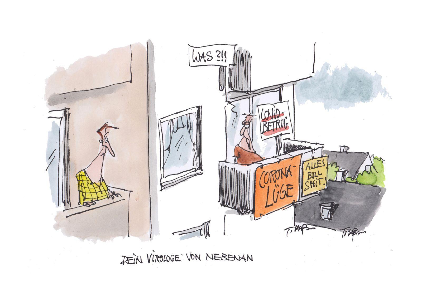 Cartoons/ 14.05.20