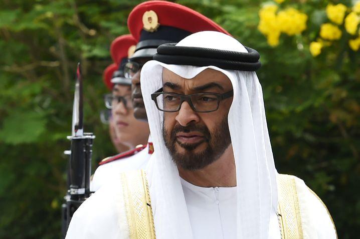 Kronprinz Mohammed bin Zayed: Herrscher über ein zutiefst unfreies Land
