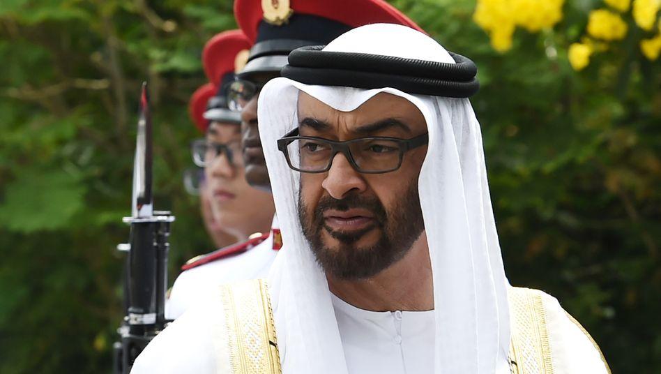 Mann des Militärs: Mohammed bin Zayed, der heimliche Herrscher der Vereinigten Arabischen Emirate